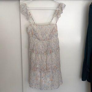 BCBG Bloomingdales Exclusive mini dress